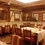 Meravigliosa sala da pranzo