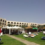 market day in the hotel - bargains to be had!