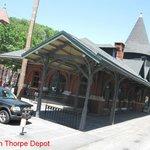Jim Thorpe Depot