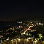 Sorrento by night
