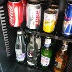Mini Bar - Fully Stocked