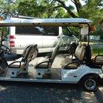 Famous Golf Cart