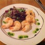 restaurant - Prawns tempura