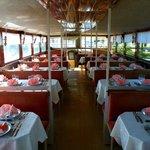 Salon haut 60 passagers maxi