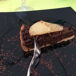 One of the excellent desserts