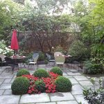 le jardin... hâvre de paix !