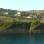 View from Combe Martin