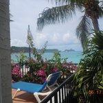 View from Villa#2 balcony .