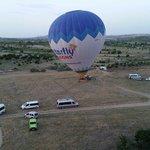 Cappadocia vôo de balão
