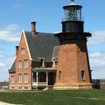 Southeast Lighthouse on Block Island