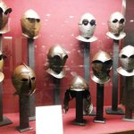 Helmet display- cybermen?