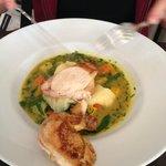 Main course (chicken)