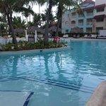 swimming pool at Royal Turquesa