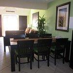 Sala de jantar da suíte - two bedrooms