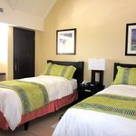 Suíte two bedrooms - quarto 1