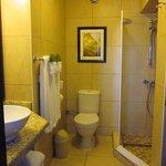 Banheiro do quarto 1 - suite two bedrooms