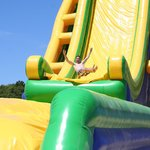 EVERYONE loves the Cape Cod Inflatable Park :-)