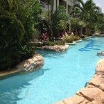 crystal lagoon swim up suite