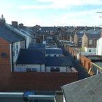Uitzicht uit kamer zes