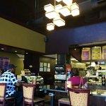 Flip Side Cafe dining area