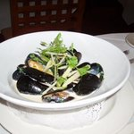 perfect tasty mussels