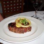 perfect 12 ounce steak