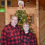 Owners Roger & Wendy Hoplin