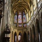 St. Vitas Cathedral interior