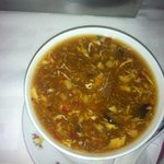 Hot and Sour soup - best soup ever!