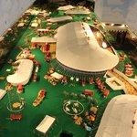 Musée du cirque : maquette
