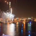 Feuerwerk am 4. Juli