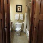Skamania bathroom
