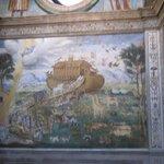 Salita nell'Arca, de Aurelio Luini, 1556.