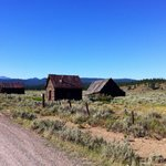 Whitney, Oregon Ghost Town