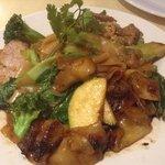 Paidsew pork