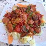 Lava Sausages
