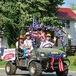 4th of July parade!