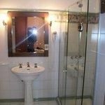Baño, habitación doble superior