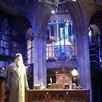 Dumbledore's off