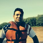 Gery@ Delaware River!!! Having fun with friends!!! ����