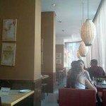 Area de desayuno