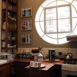 Bonito's kitchen