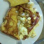 pésimo desayuno bufette jajaja