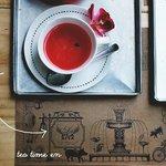 Les Matins ... deliciosos blends de té fino, orgánico.