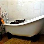Victorian bath tubs