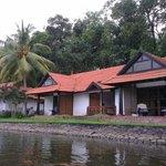 Lake villas