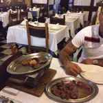 Mix steaks...!