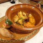 seafood chopino