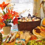 Enjoy a Complimentary Tropical Breakfast Buffet