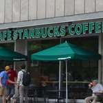 As an American, Starbucks is in French!